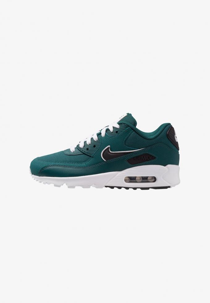 Nike Sneakers   AIR MAX 90 ESSENTIAL Rainforest/Oil Grey/White ...